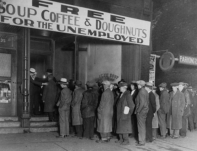 El crac borsari del 1929.