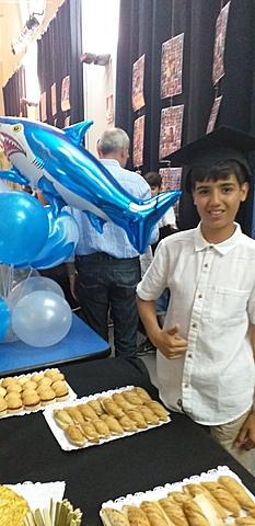 Graduació de Primària