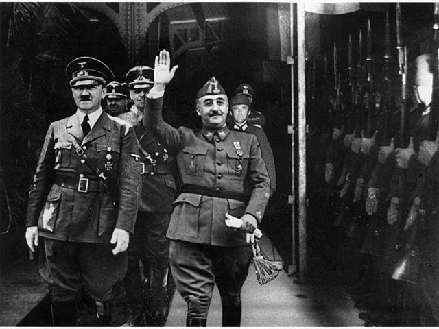 Entrevista Franco-Hitler