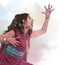 Athalilah's Death