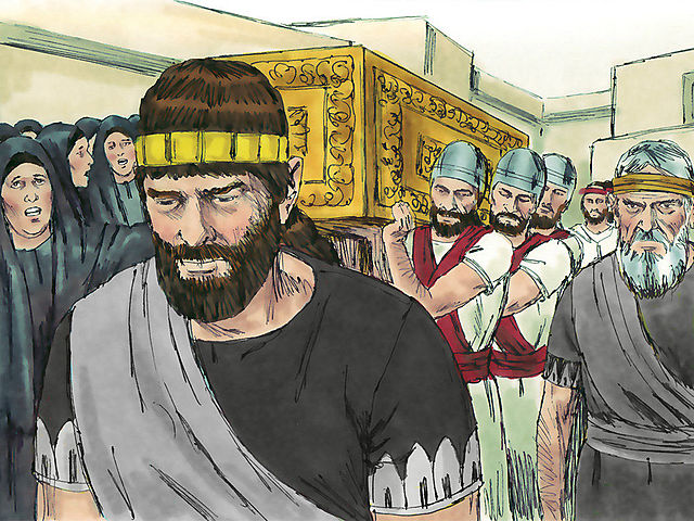 Ahaziah Succeeds Jehoram in Judah