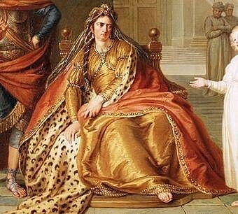 Athaliah kills almost all the royal family