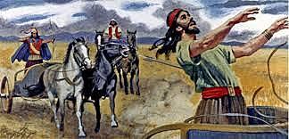 Ahaziah Rules Over Judah