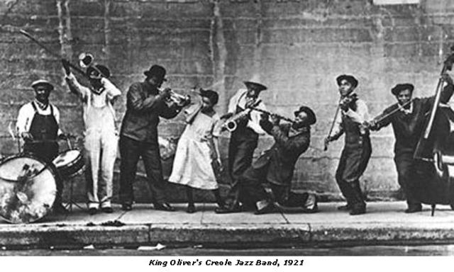 Hot Jazz Groups
