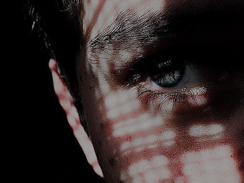 Zahir's eye