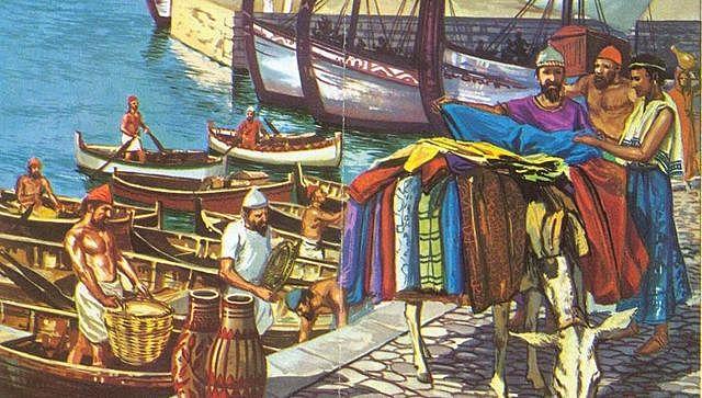 Consecuencias económicas de las cruzadas