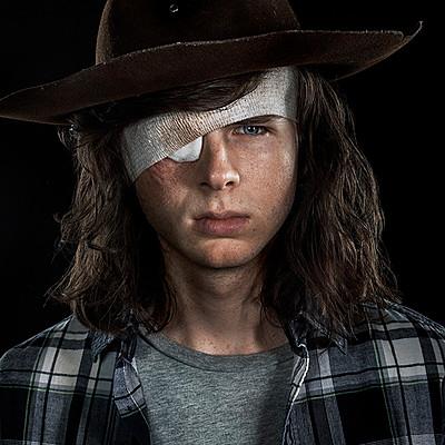 Carl from The Walking Dead timeline