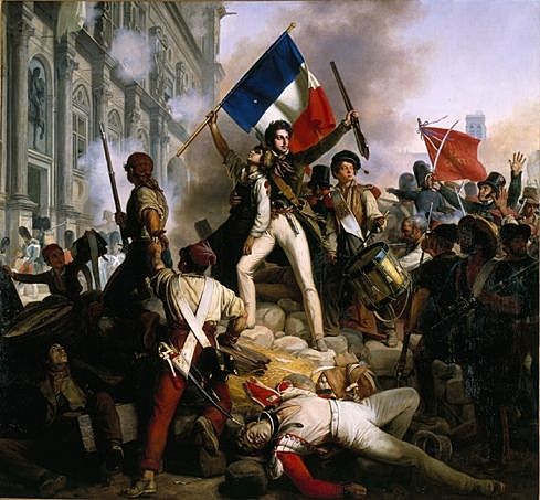 French Revolution Ends