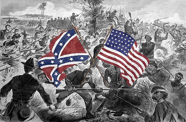 American Civl War Ends
