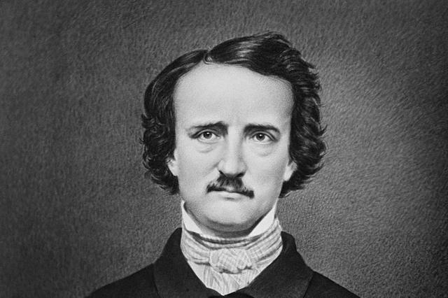 Edgar Allen Poe is Born