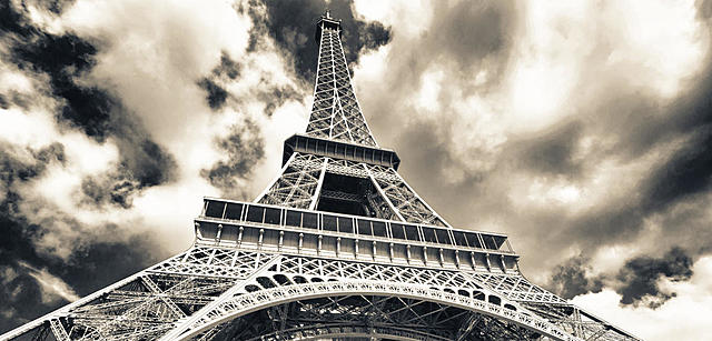 Eiffel Tower Finished