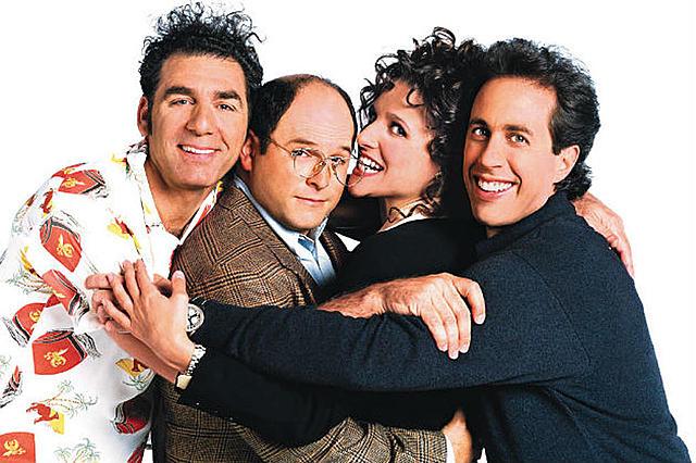 Seinfeld Premiers