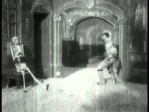 Le Manoir du Diable (The Haunted Castle or House of the Devil)