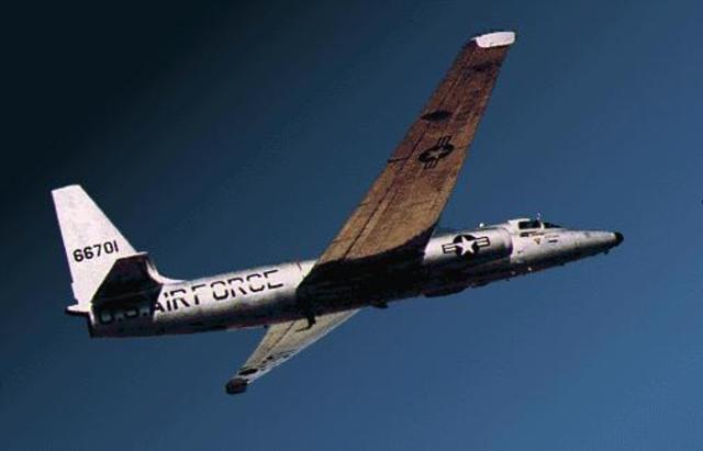 U2 Spy Plane Devolped