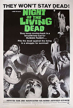 Night of the Living Dead by George Romero