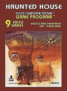 Haunted House (Atari 2600 video game)