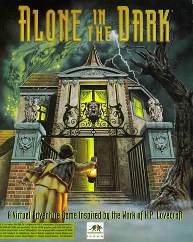 Alone in the Dark (PC DOS)
