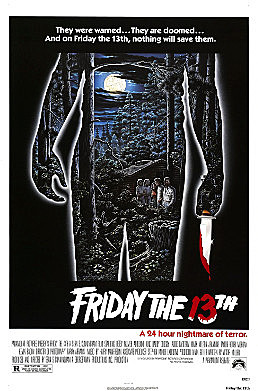 Friday The 13th by Sean S. Cunningham