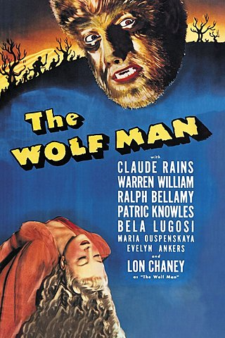 The Wolfman by George Waggner