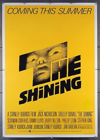 The Shining by Stanley Kubrick