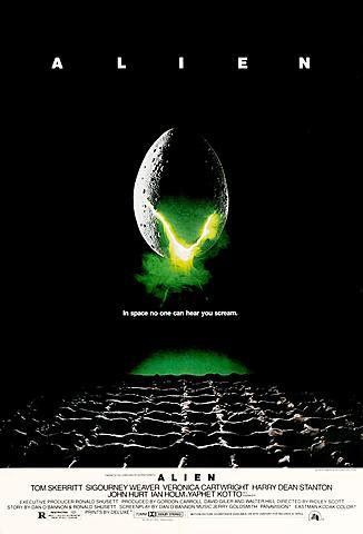 Alien by Ridley Scott