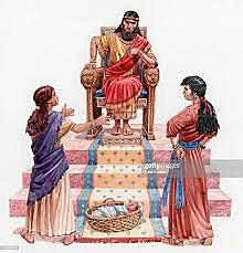 Solomon and the two prostitutes