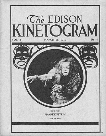 Frankenstein by J. Searle Dawley