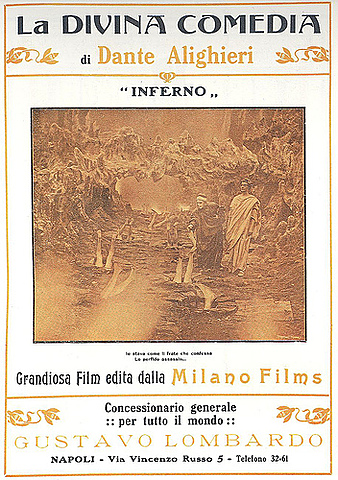 I'inferno by Francesco Bertolini, Giuseppe de Liguoro, Adolfo Padovan