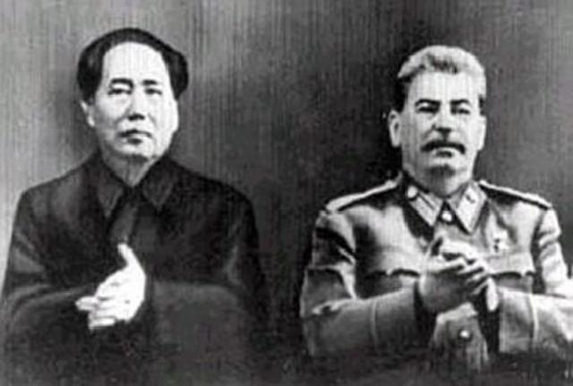 Chinese and Soviet allience