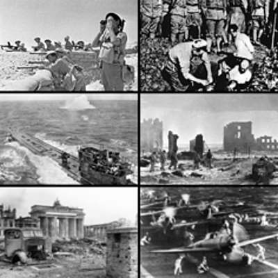 II. világháború timeline