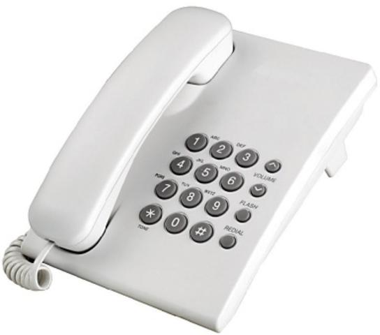 Línea telefónica