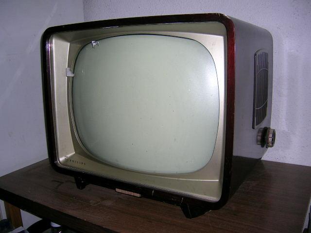 Primer televisor doméstico