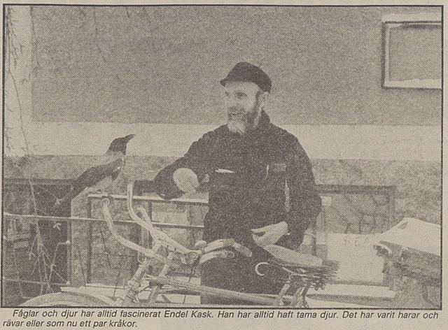 Cykelhandlarna Endel och Lea Kask...