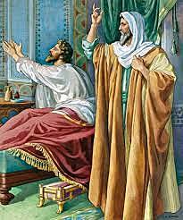 Hezekiah is Healed by God