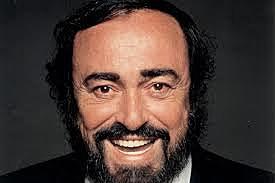 La mort Luciano Pavarotti