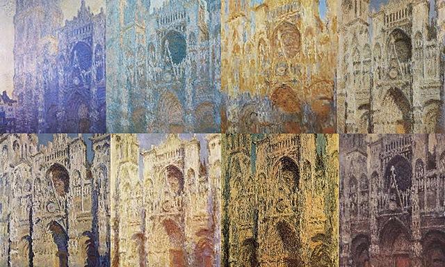 'Catedral de Rouen' de Monet