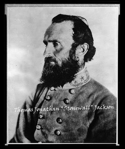 """Thomas """"Stonewall"""" Jackson is killed."""
