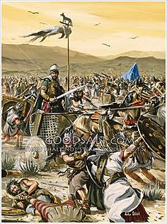 Amaziah's victories