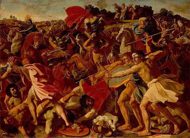 Israel defeats Amaziah