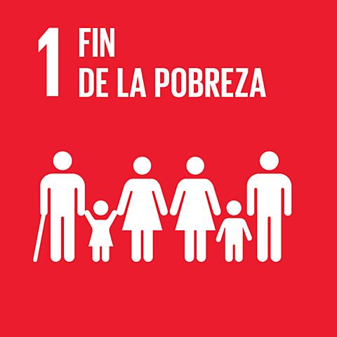 Objetivo 1: Poner fin a la pobreza en todas sus formas en todo el mundo