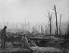 Start of the battle of Verdun