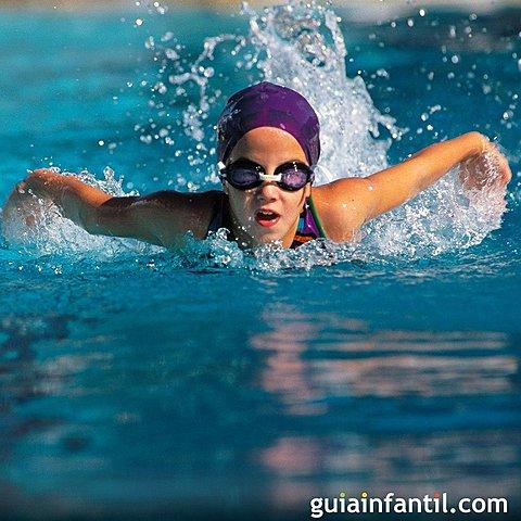 La natació