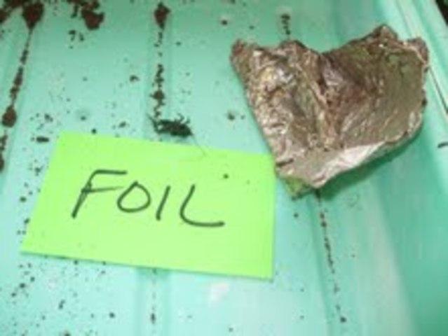 Foil obsevation