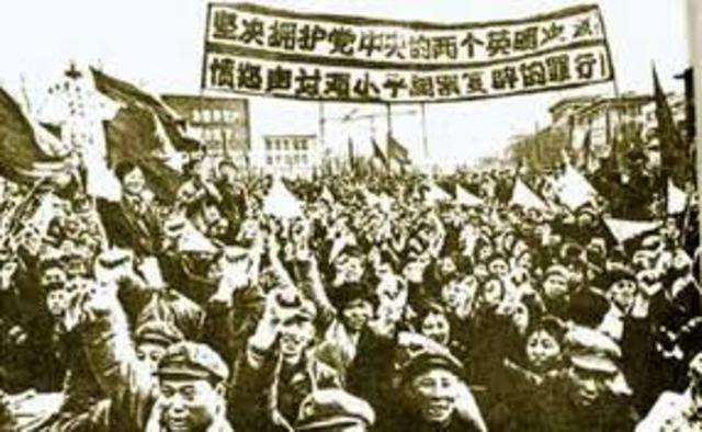 Revolution in Mainland China
