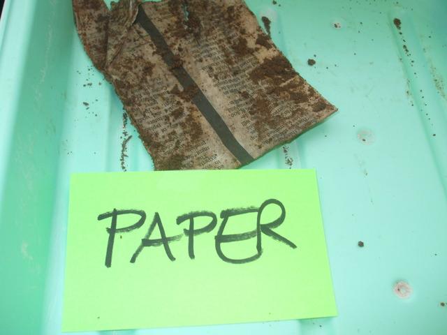 Paper observations
