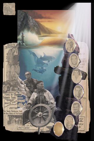 twelve men on the Sea Song
