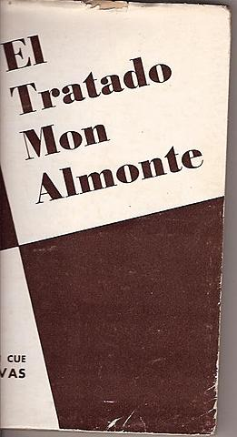 firma del tratado Mon-Almonte.