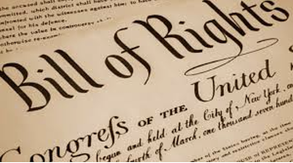 Bill of Rights is Ratified