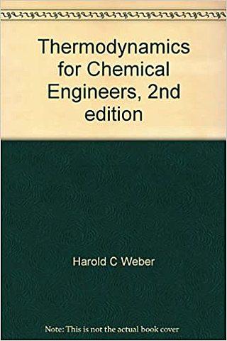 Publicación de Chemical Engineering Thermodynamics