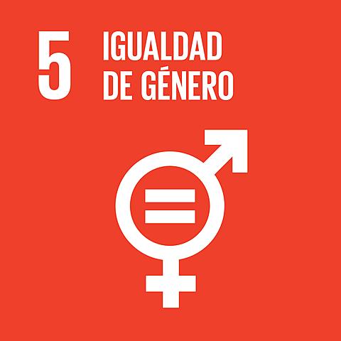 Objetivo 5: Lograr la igualdad entre los géneros y empoderar a todas las mujeres y las niñas